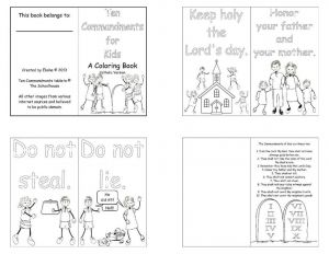 10 Commandments Coloring Pages - Coloring Pages Coloring Picture Of the Ten Mandments Ten Mandments Catholic Coloring Pages Ten Mandments 7t