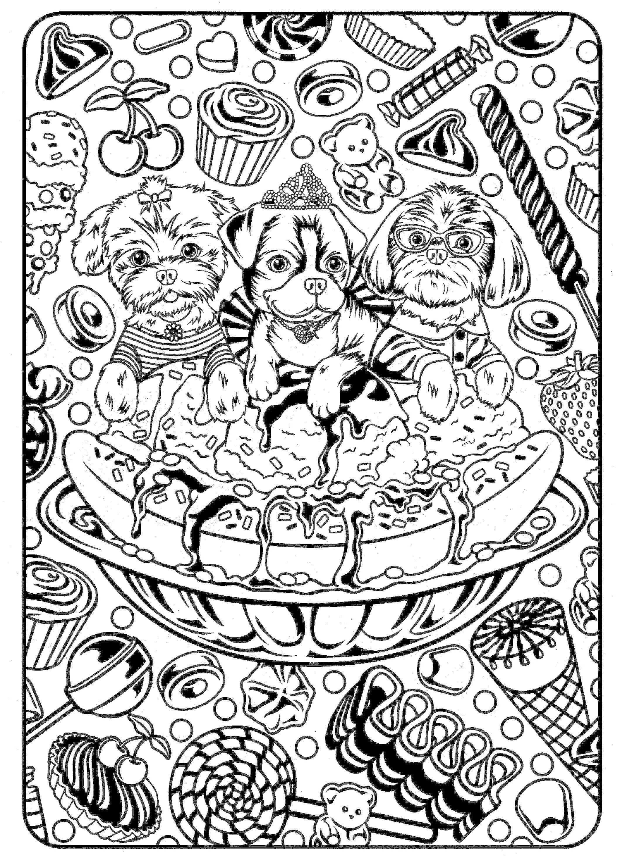 100 coloring pages Collection-Absorbing Food Coloring Pages As Though Funny Coloring Pages For Adults Fun Things To Color Unique Hair 1-l