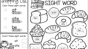 1st Grade Coloring Pages - Winter Sight Word Coloring Pages Printable Easter 1st Grade Second 7e