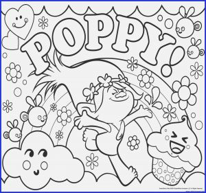 1st Grade Coloring Pages - Print Trolls Poppy Coloring Pages 2r