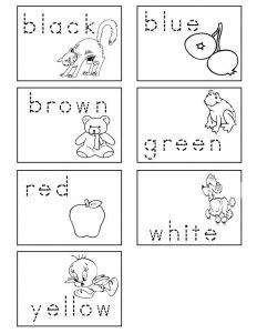 1st grade tracing worksheets