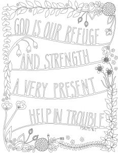 23rd Psalm Coloring Pages - Psalm 139 Coloring Page Psalm 23 Coloring Page New Coloring Pages for Kids by Mr Adron 4l