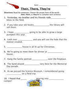 2nd grade reading grammar worksheets
