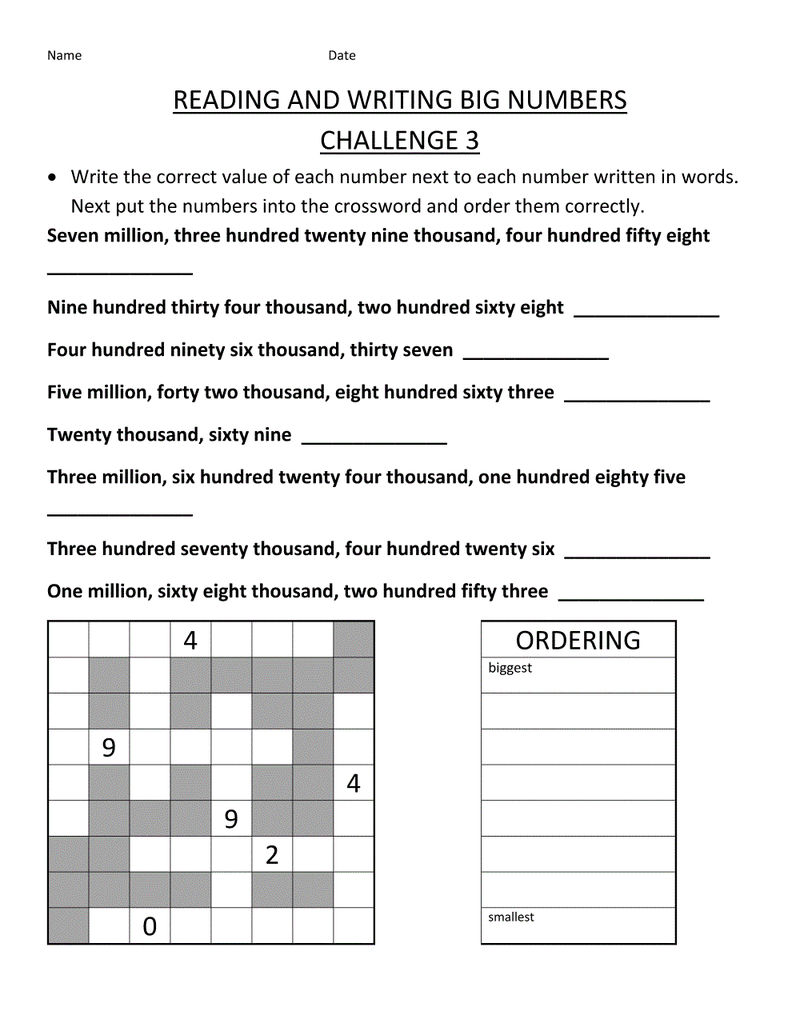 4th Grade Writing Worksheets Free