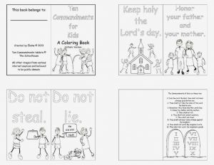 7 Days Of Creation Coloring Pages Free - Creation Coloring Pages Best Easy Coloring Pages Coloring Picture the Ten Mandments Ten 5l