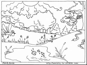 7 Days Of Creation Coloring Pages Free - Days Creation Coloring Pages Free Creation Coloring Pages Aprenda Creation Coloring Pages 13s