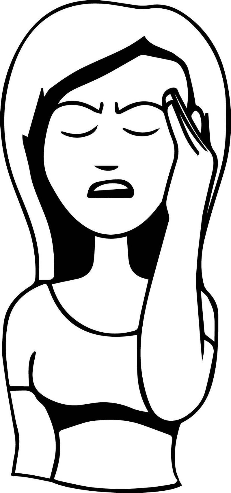 Ache Girl I Want Doctor Coloring Page
