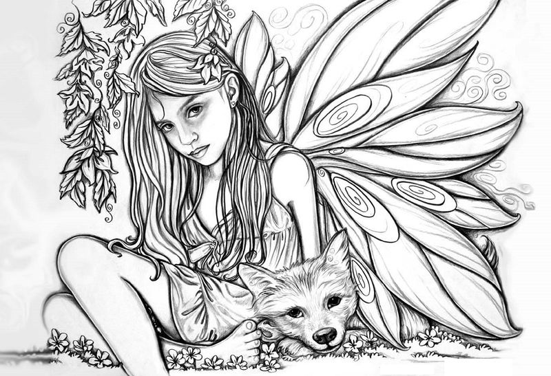 Adult Free Printable Coloring Pages Activity 001