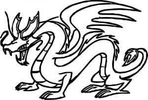 American dragon jake long statue coloring page