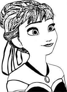 Anna From Frozen Coloring 2015 08 24 120639