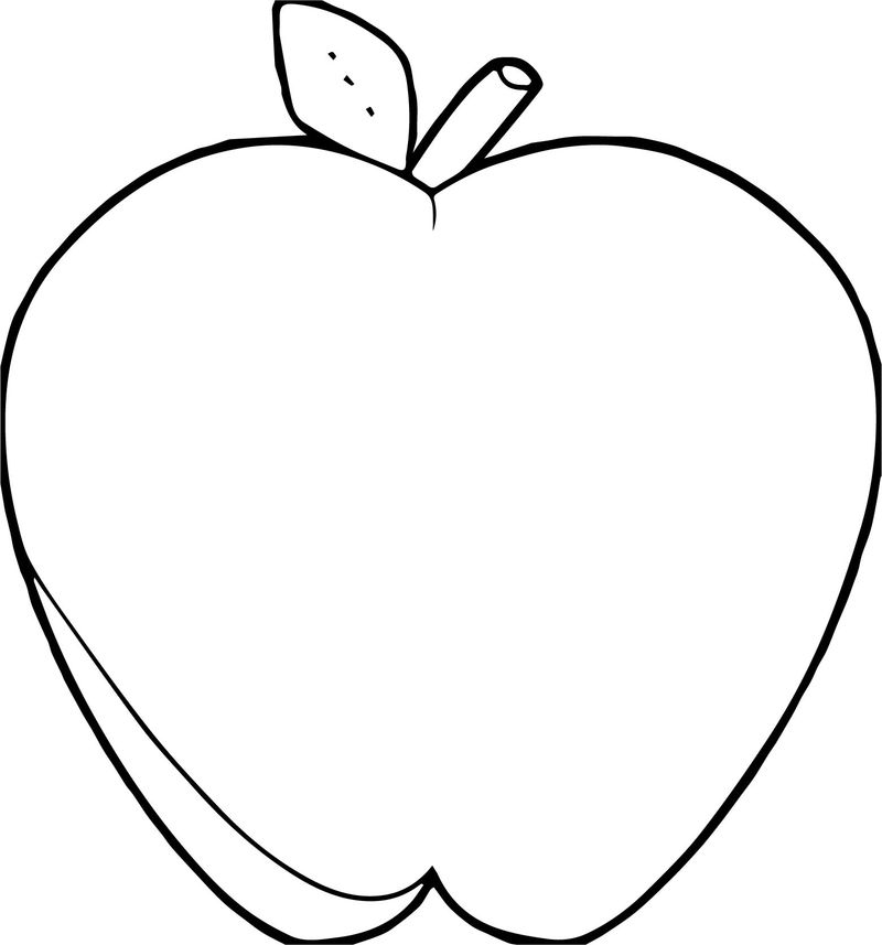 Apples Free Printable Templates Coloring Pages