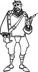 Atlantis the lost empire vinny coloring page