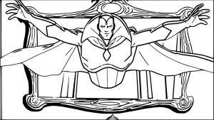 Avengers coloring page 266