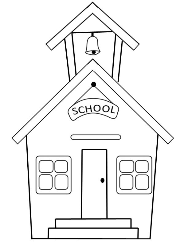 Back To School Coloring Pages Printable 001