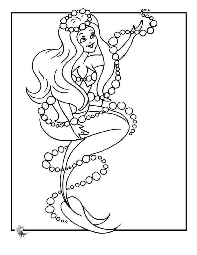 Barbie Christmas Coloring Pages Printable