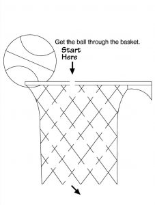 Basketball activities for kids fun