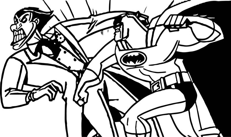 Batman The Brave And The Bold Presents Emperor Joker Tonight On Cartoon Network Coloring Page