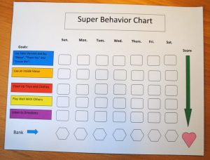 Behaviour charts for 6 year olds 1 002