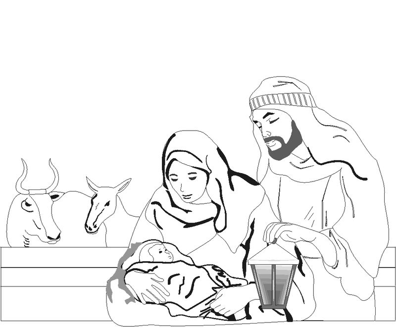 Bible Coloring Pages For Kids Free