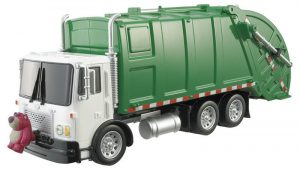 Big truck pictures for kids garbage