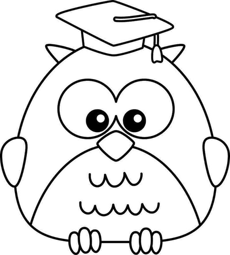 Blank Coloring Pages For Children