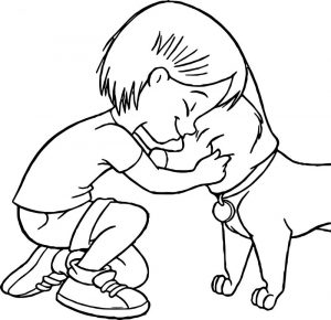 Bolt dog love coloring pages