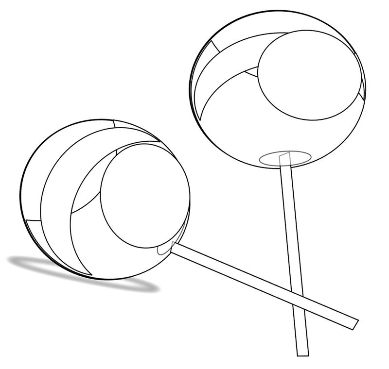 Candy Coloring Pages To Print 001
