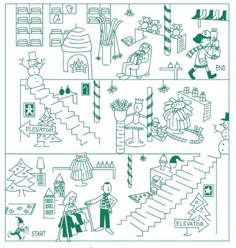 Christmas Activities For Kids Picture