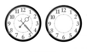 Clock face templates double
