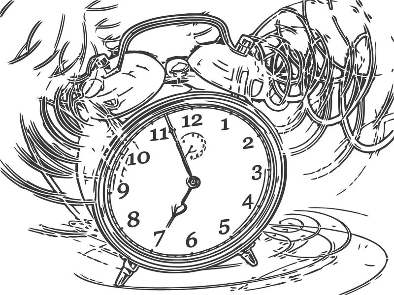 Clock Wallpaper In High Resolution For Free Get Alarm Clock Wallpap Free Printable Er Cartoonized Free Printable Coloring Page
