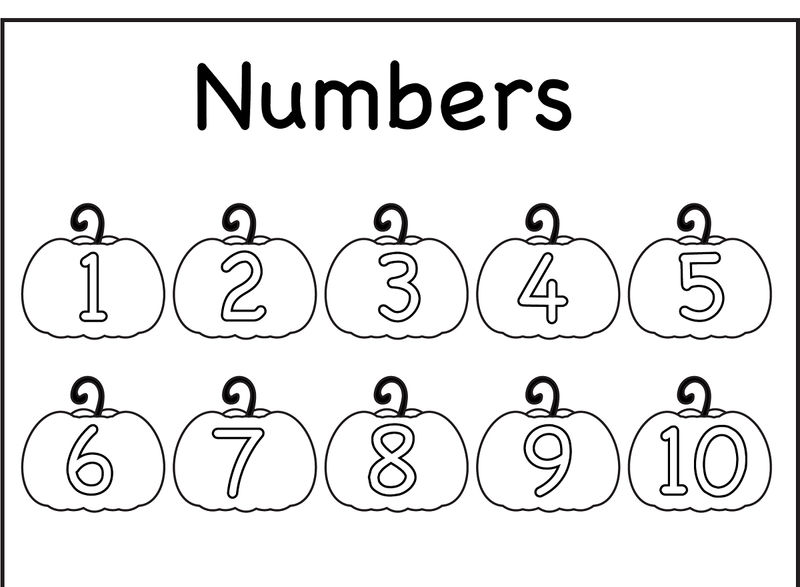 Color By Shape Worksheet Numbers 001