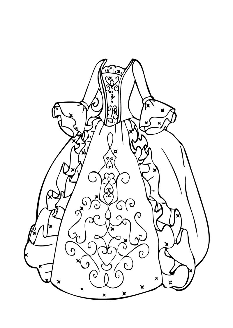 Coloring Pages For Girls Online Cute