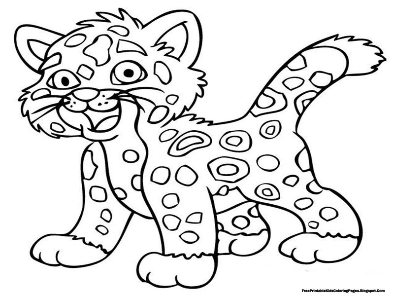 Coloring Pages For Kids Printable 001