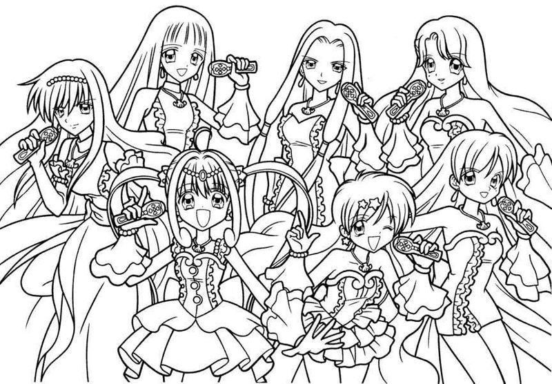 Coloring Pages For Teen Girls 001