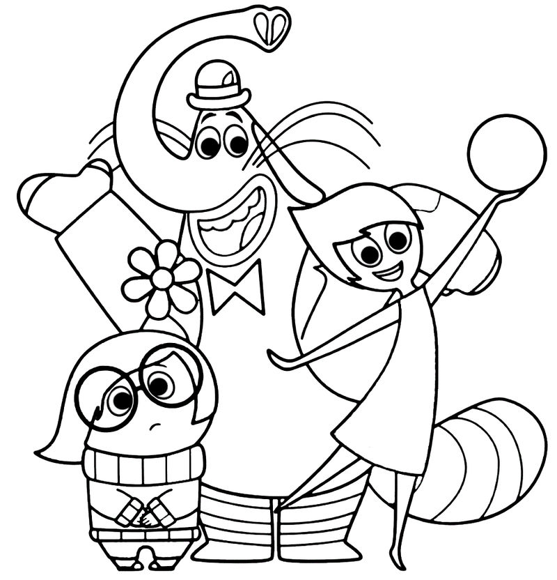 Coloring Pages For Toddlers To Print Cartoon