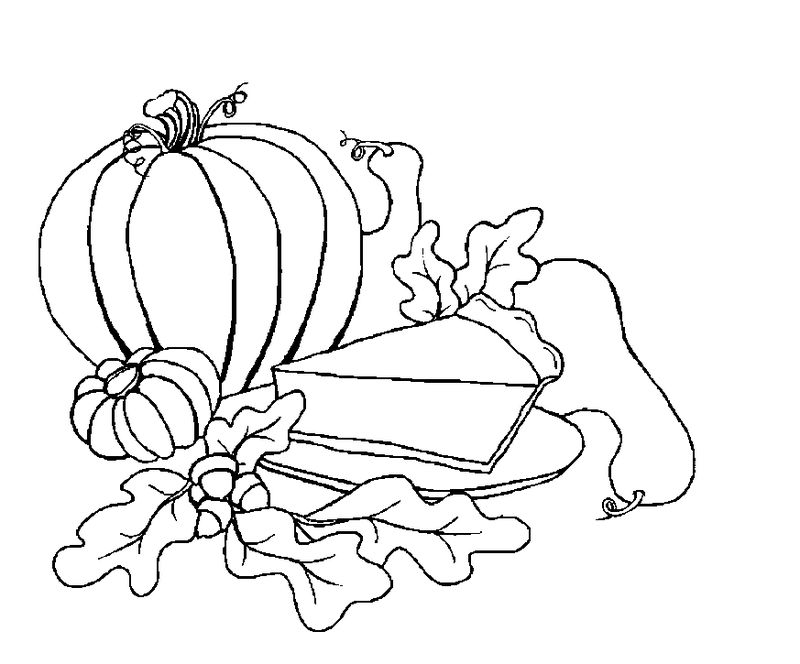 Coloring Pages Of Healthy Foods