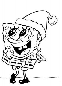 Coloring pages spongebob squarepants