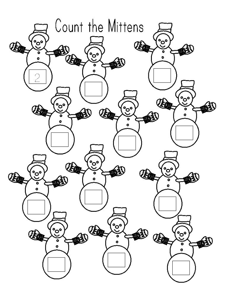 Count By Twos Worksheet For Kids