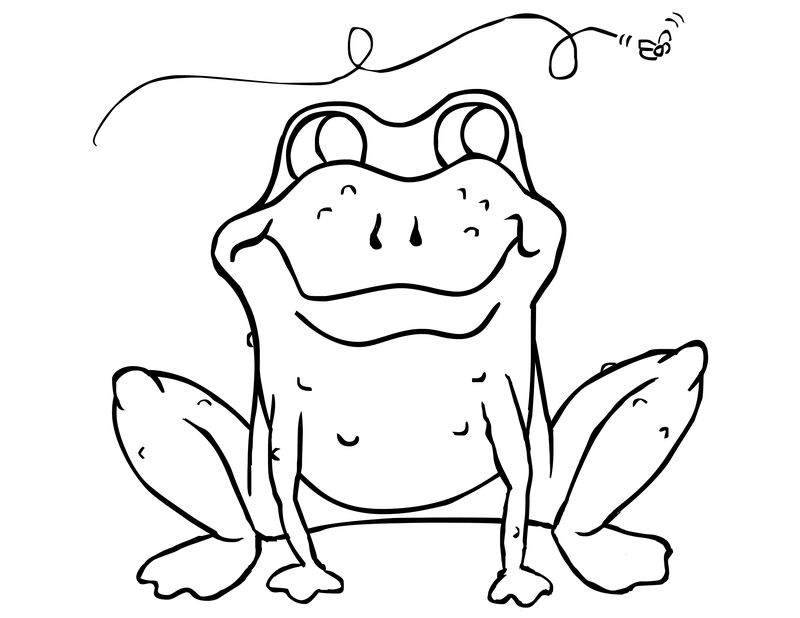Crazy Frog Coloring Pages - Coloring Sheets