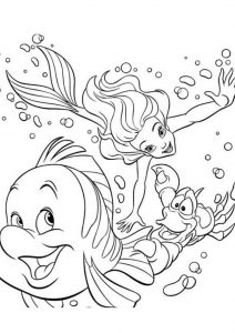 Disney coloring pages for adults