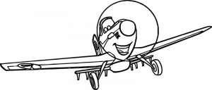 Disney dusty planes coloring pages
