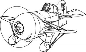 Disney dusty planes ready elchupacabra coloring pages