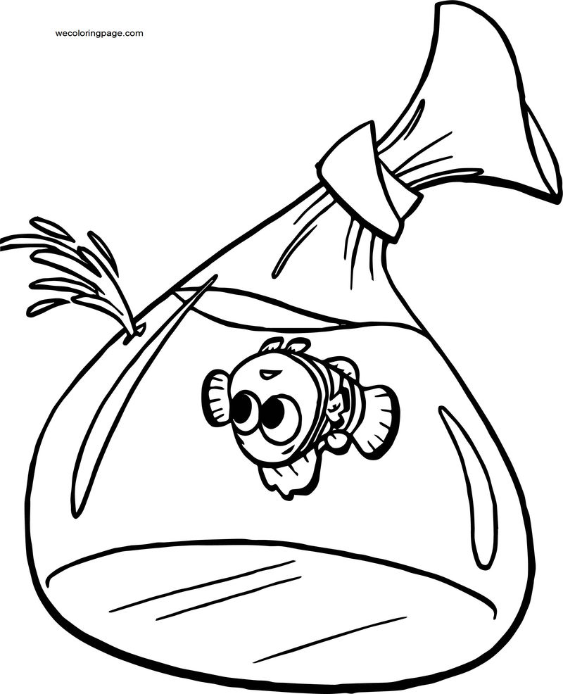 Disney Finding Nemopfg 14 Coloring Pages