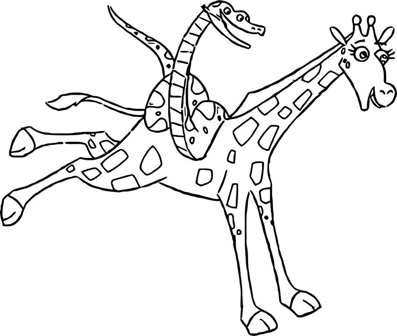 Disney The Wild Coloring Pages 02