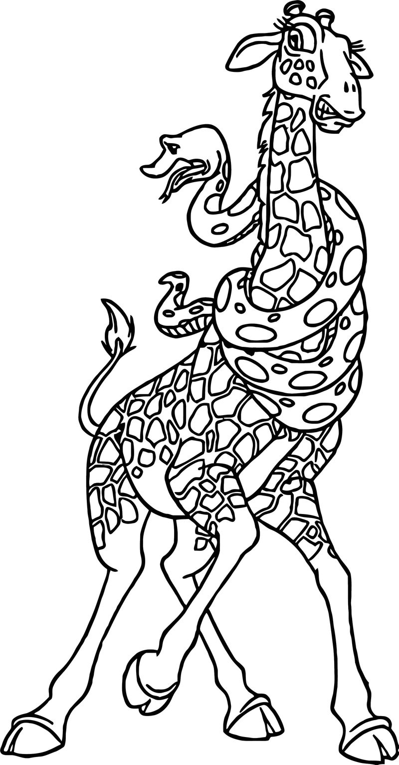 Disney The Wild Coloring Pages 14