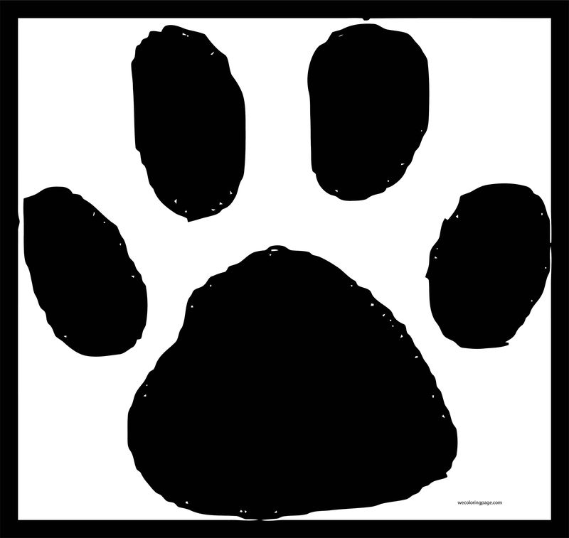 Dog Coloring Pages 032