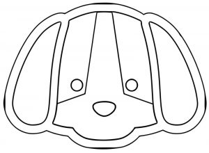 Dog coloring pages 131