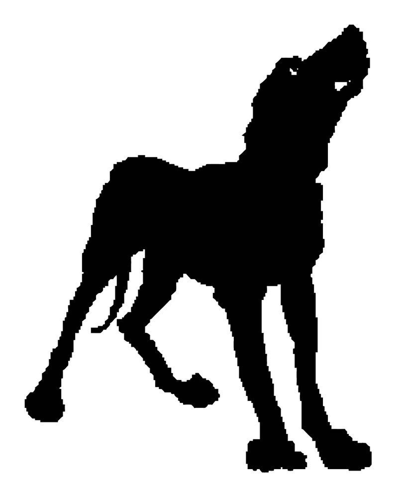 Dog Coloring Pages 182