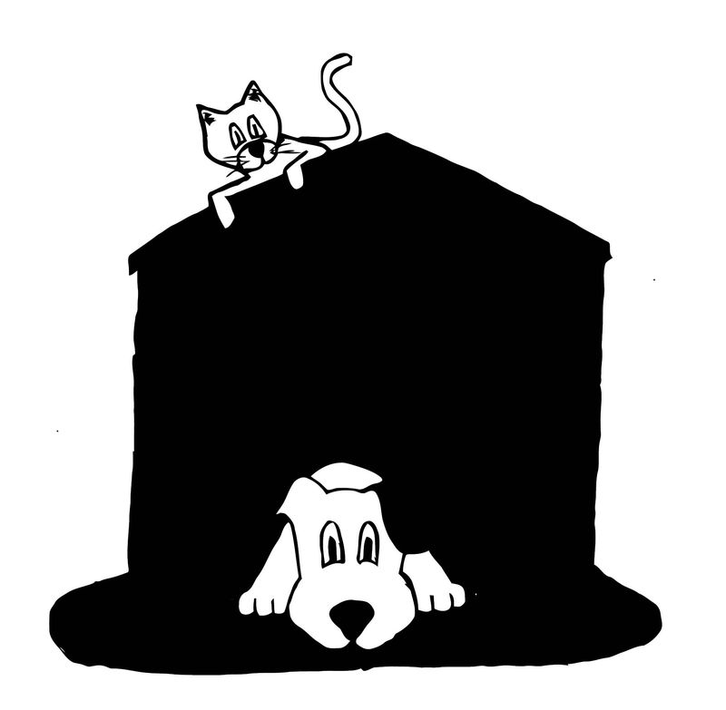 Dog Coloring Pages 184