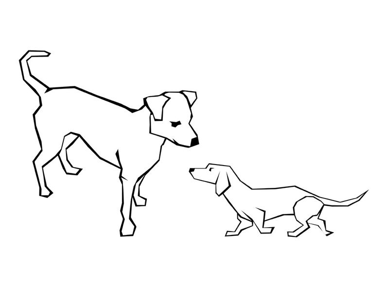 Dog Coloring Pages For Kids Printable